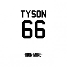 tee shirt tyson 66 iron man