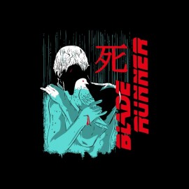 tee shirt blade runner asiatique