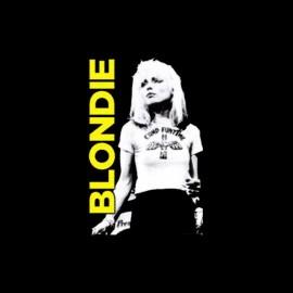 tee shirt blondie vintage trame