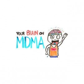 tee shirt cerveau vs mdma