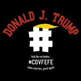 Donald J trump university america covfefe
