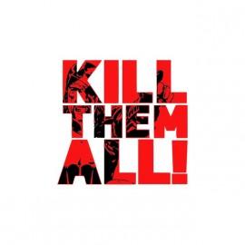 tee shirt walking dead daryl kill them all