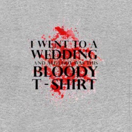 tee shirt game of thrones bloody wedding