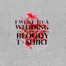 tee shirt game of thrones bloody wedding