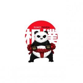 tee shirt sumo panda