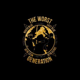 tee shirt one piece generation perdue
