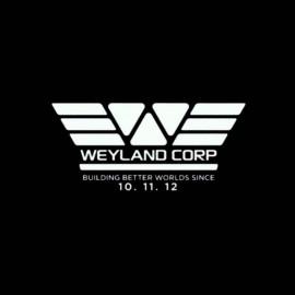 tee shirt weyland corp footage alien