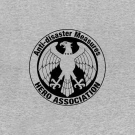 tee shirt one punch man hero association