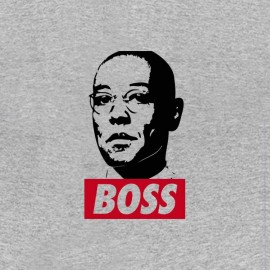 tee shirt guss fringe the boss