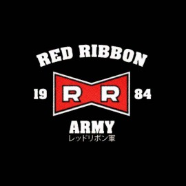 tee shirt armee du ruban rouge version japonaise