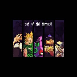 tee shirt day of the tentacle diaporama