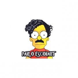 tee shirt pablo escobart parodie