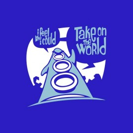 tee shirt day of tentacle the world