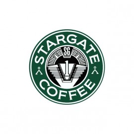 tee shirt stargate coffee