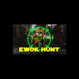 tee shirt chasse a l ewok star wars