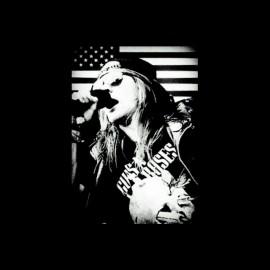 tee shirt Guns N Roses axl rose