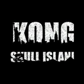 tee shirt kong skull island vintage