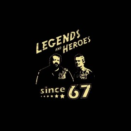 tee shirt terence hill et bud spencer