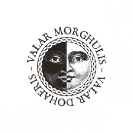 tee shirt valar morghulis got