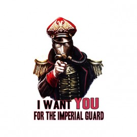 tee shirt garde imperial recrutement