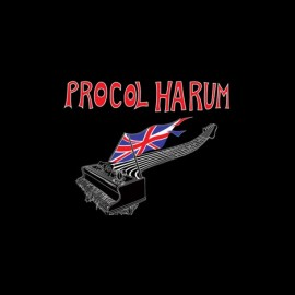 tee shirt procol harum vintage