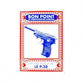 tee shirt bon point walter p38