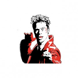 tee shirt tyler durden skyzo fight club