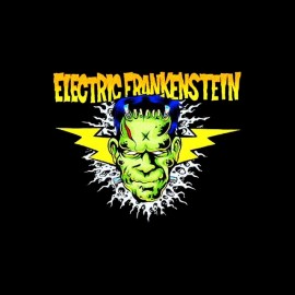 tee shirt electric frankeinstein