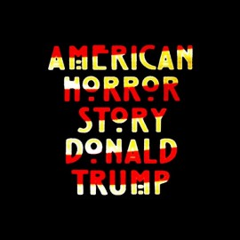 tee shirt american horror story donald trump