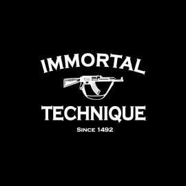 tee shirt immortal technique