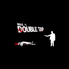tee shirt zombieland rule2 double tap