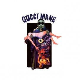 tee shirt gucci mane horror show