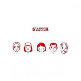 tee shirt Stranger Things effet 3d