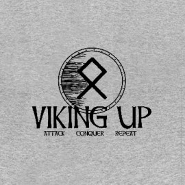 tee shirt viking up