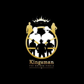 tee shirt kingsman le cercle d or