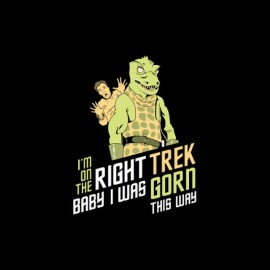 tee shirt star trek vintage