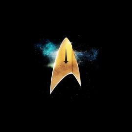 tee shirt star trek discovery logo 2018