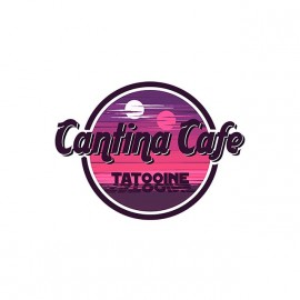 tee shirt cantina cafe tatooine
