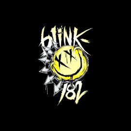 tee shirt blink 182 punk nirvana