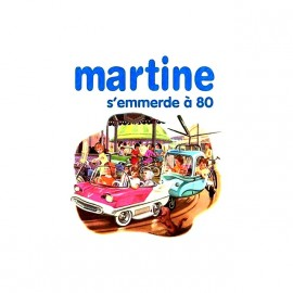 tee shirt martine securite routiere