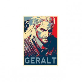 tee shirt the witcher geralt de rive