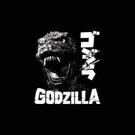 tee shirt godzilla edition japonaise
