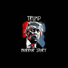 tee shirt trump horror story