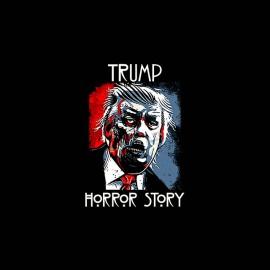tee shirt trump horror story