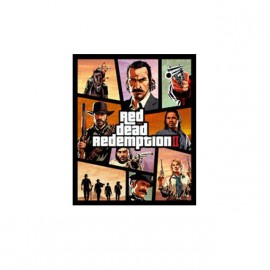 tee shirt red dead redemption gta style