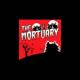 tee shirt the mortuary noir