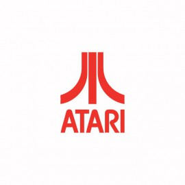 Shirt Atari red / white