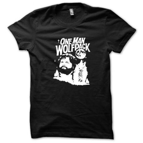 Tee shirt The hangover Wolf pack noir