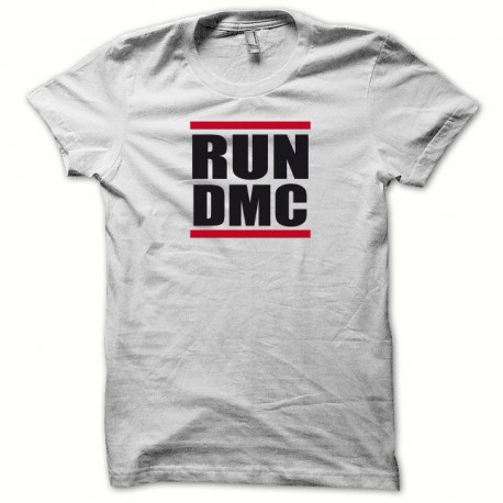 Tee shirt RUN DMC blanc