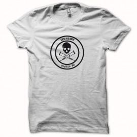 Jackass camiseta 10 años de negro estúpida / blanco
